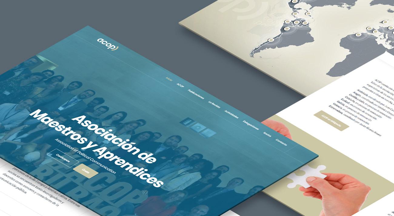 Desarrollo Web para ACOP