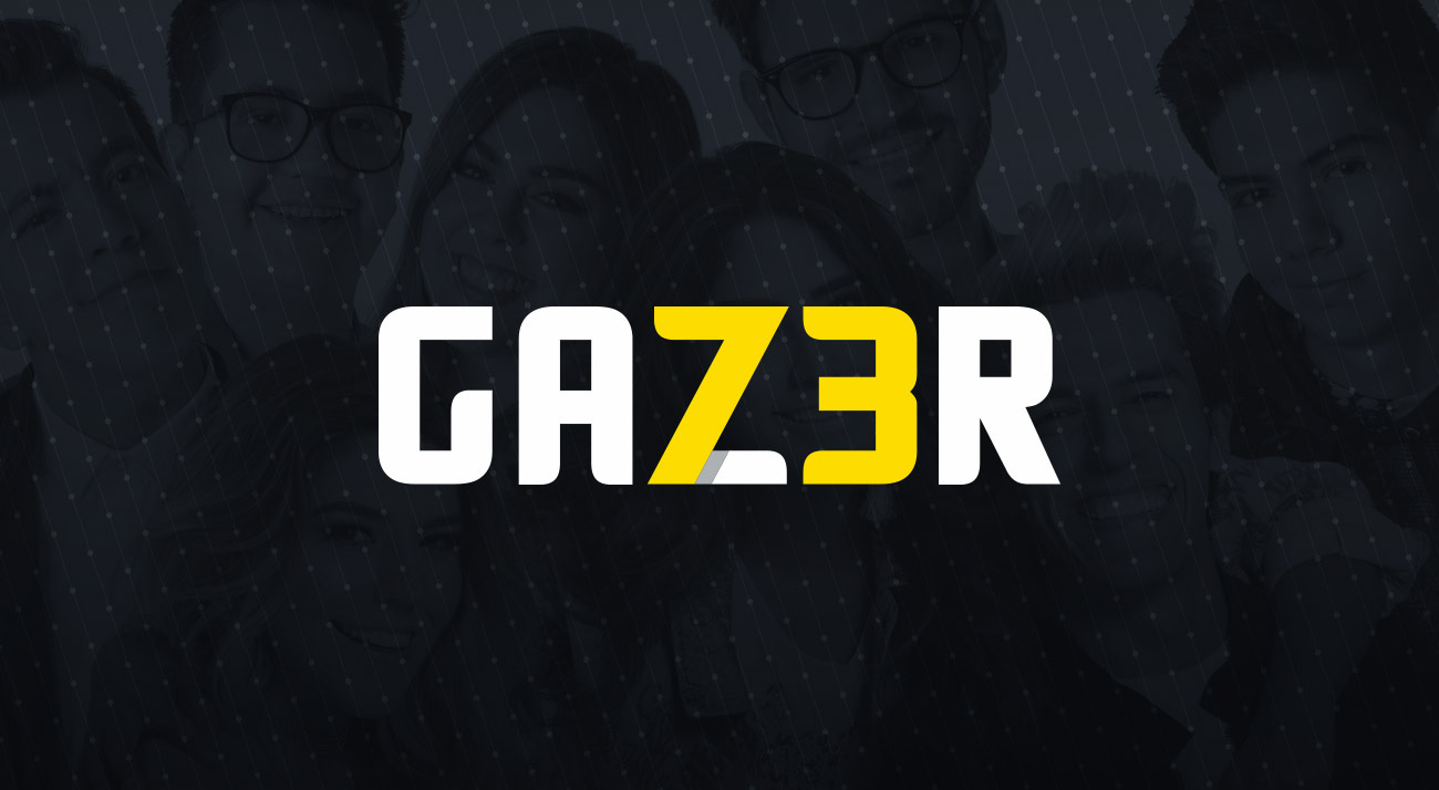 Diseño de logotipo para Gazer73