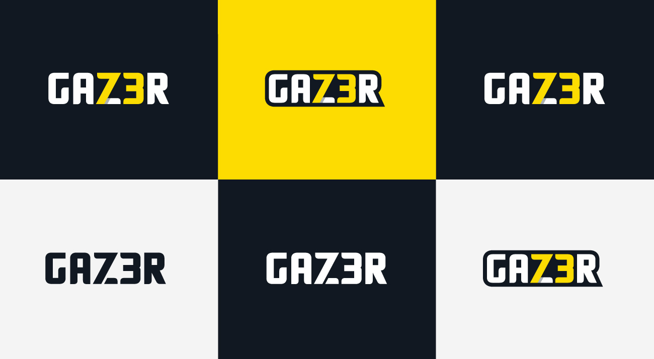 Variantes del logo